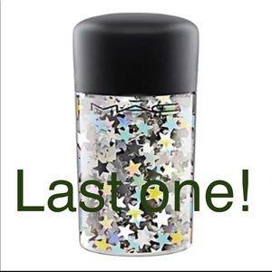 LAST ONE! MAC Glitter-Silver Stars